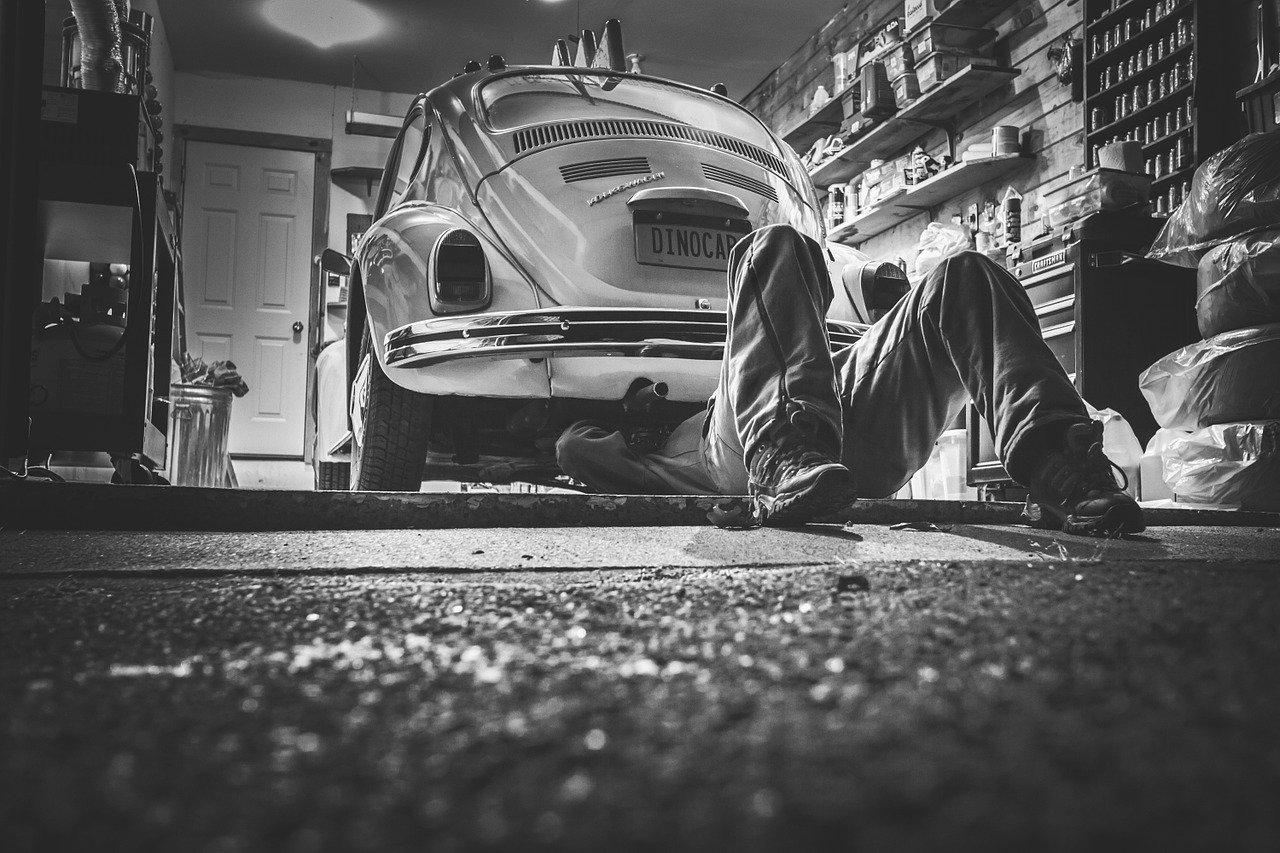 Les problèmes courants sur les voitures.