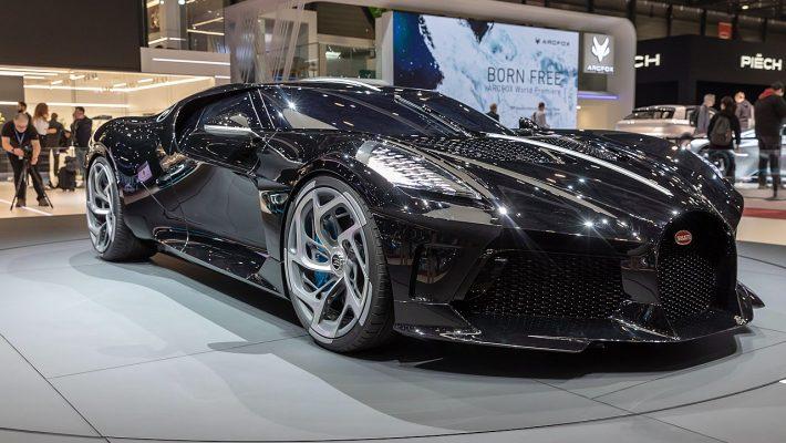 Quelle est la voiture la plus chère du monde?