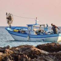 Bateau de pêche professionnel à vendre avec PME occasion